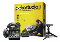 Behringer PODCASTUDIO USB (1)