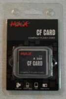 Manikin Flash Card 4GB Manikin Card 4GB