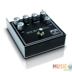 Palmer Solid Metal Distortion Pedal PESM