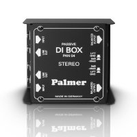 Palmer DI Box 2-channel passive PAN04