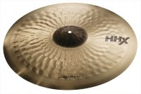 "Sabian 21"""" Raw Bell Dry Ride HHX"