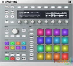 Native Instruments Maschine Mk2 Wht