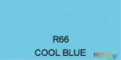 Rosco Supergel # 66 Cool Blue