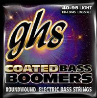 GHS CB-ML3045 COATED BASS,BOOM,STD LNG,MEDIUM LIGHT