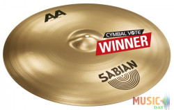 SABIAN 21'' AA BASH RIDE BRILLIANT