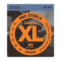 D`ADDARIO EPS510 PROSTEELS REGULAR LIGHT 10-46