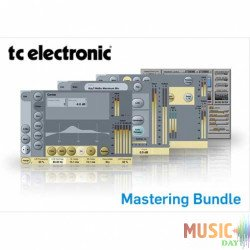 TC electronic Mastering Bundle TDM