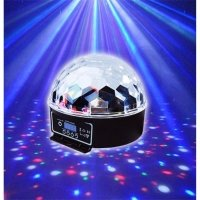 PARTYLIGHT DMX-20W