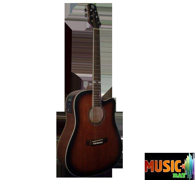 Фото электроакустических гитар